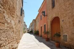 Gamlebyen, Alcudia, Mallorca, Balearene, Spania