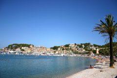 Port de Sollér, Mallorca, Balearene, Spania
