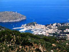 Port de Sóller, Mallorca, Balearene, Spania