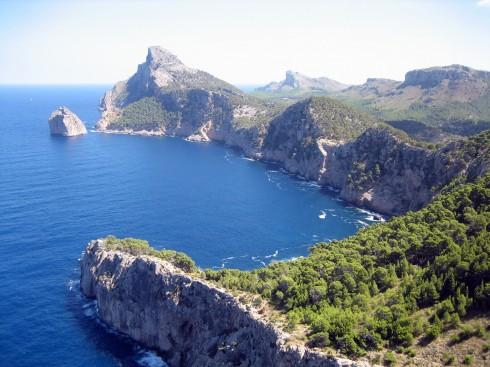 Cap de Formentor, Mallorca, Balearene, Mallorca