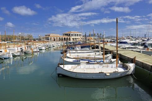 Port de Pollenca, Mallorca, Balearene, Spania