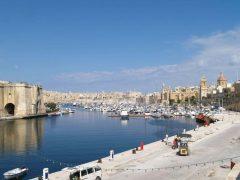 Malta, Gozo, Valletta, Mdina, Johanitter-ordenen, Jean de vallette, korsfarere, Unescos liste over Verdensarven, Normannere, St Johns Co-Cathedral, St Paul, Paulus