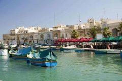Malta, templene, Unescos liste over Verdensarven, korsfarere, Johanitter-ordenen, renessansen barokken, Valletta, Malta