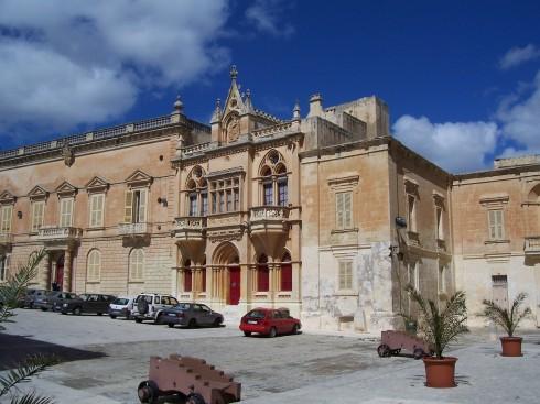 Mdina, Malta, templene, Unescos liste over Verdensarven, korsfarere, Johanitter-ordenen, renessansen barokken, Valletta, Malta