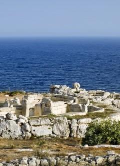 Mnajdra tempel, Malta, templene, Unescos liste over Verdensarven, korsfarere, Johanitter-ordenen, renessansen barokken, Valletta, Malta