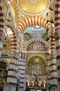 Cathédrale de la Major, Marseille, Unescos liste over Verdensarven, Vieux Port, Vieux ville, gamlebyen, middelalder, Rhône, Sør-Frankrike, Frankrike