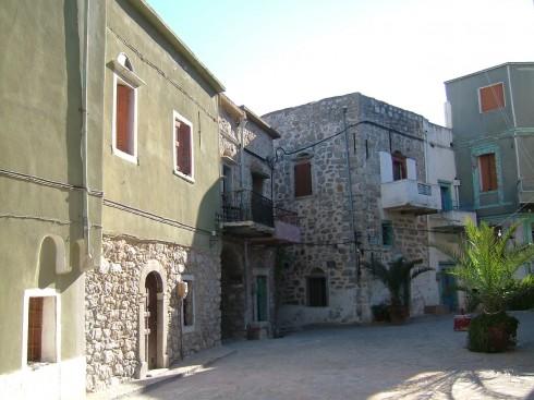 Chios, Neá Moní, mastik, middelalder, Unescos liste over Verdensarven, Hellas