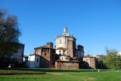 Klosterkirken San Lorenzo, Milano, Unescos liste over Verdensarven, Lombardia, Nord-Italia-Italia