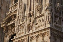 Duomo Cathedral, Milano, Unescos liste over Verdensarven, Lombardia, Nord-Italia-Italia