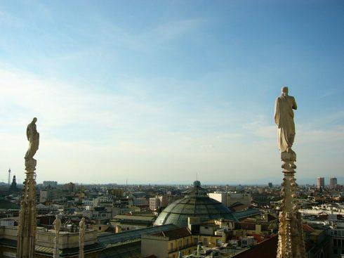 Duomo, Milano, Unescos liste over Verdensarven, Lombardia, Nord-Italia-Italia