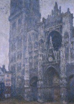 Rouen, Monet, Frankrike