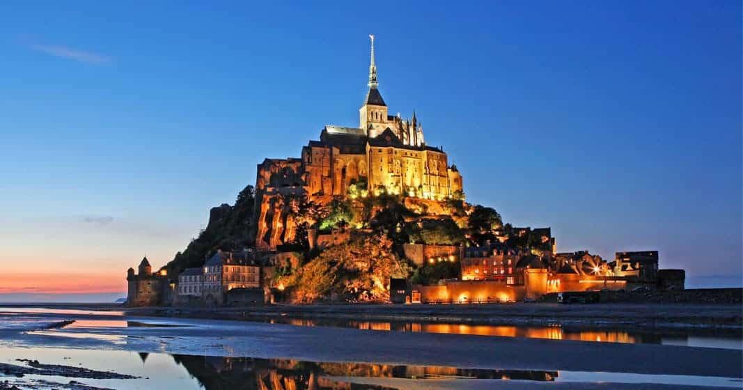 Mont-St.-Michel reisdit.no