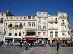 Montpellier, middelalder, Sør-Frankrike, Frankrike