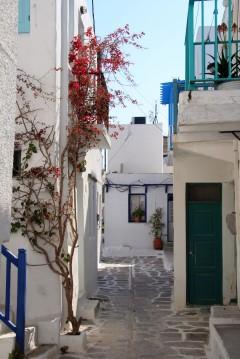 Naoussa, Paros, Hellas