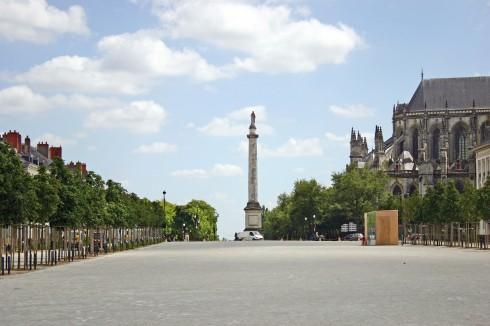 Cours St André,Nantes, historisk, bindingsverkshus, gamleby, middelalder, Bretagne, Vest-Frankrike, Frankrike