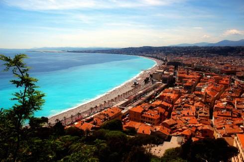 Nice, Côte d'Azur, Sør-Frankrike, Frankrike
