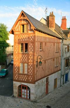 bindingsverk, Orleans, Vest-Frankrike, Frankrike