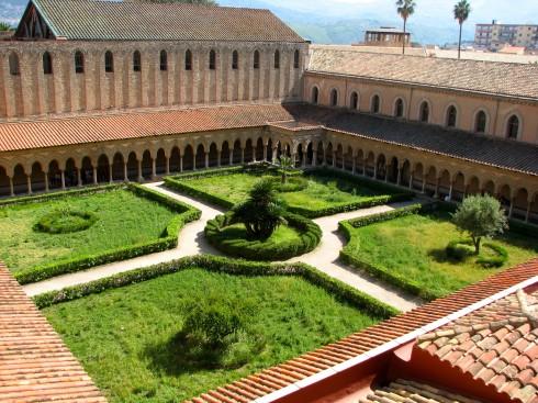 Monreale, Palermo, Sicilia, normannisk, Sør-Italia, Italia