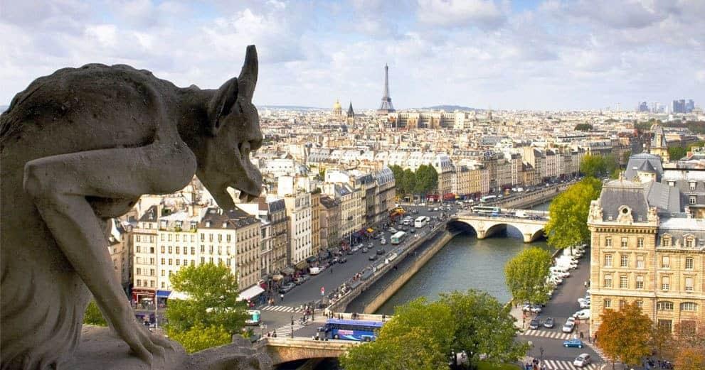 Paris reisdit.no