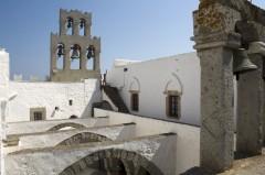 St Johannesklosteret, Monastery of St. John, Patmos, Hellas