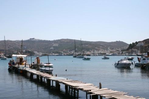 Patmos, Johannes åpenbaring, Hellas