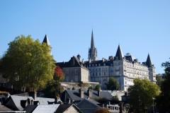 Pau, Sørvest-Frankrike