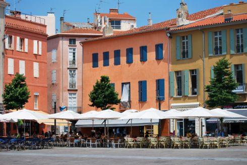 Perpignan, gamlebyen, middelalder, Sør-Frankrike, Frankrike