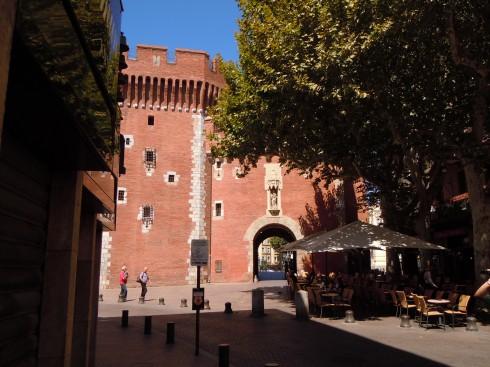 Perpignan, middelalder, Sør-Frankrike, Frankrike