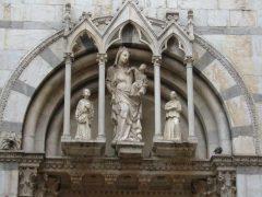 Chiesa di San Michele in Borgo , Pisa, Unescos liste over Verdensarven, historisk, etruskere, gamleby, romensk-pisansk, katedral, Campo dei Miracoli, Toscana, Midt-Italia, Italia