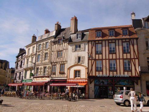 Sørvest-Frankrike Poitiers