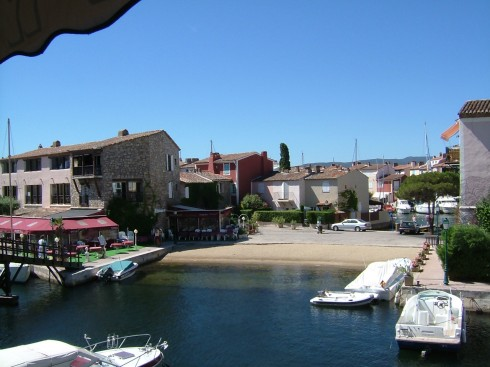 Port Grimaud, Sør-Frankrike