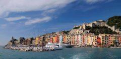Cinque Terre, Portovenere, Cinque Terre, Liguria, Nord-Italia, Italia
