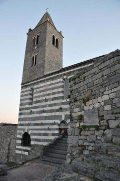 San Pietro i Portovenere, Cinque Terre, Liguria, Nord-Italia, Italia