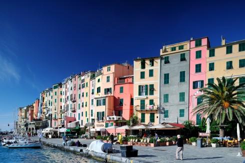 Portovenere, Cinque Terre, Liguria, Nord-Italia, Italia