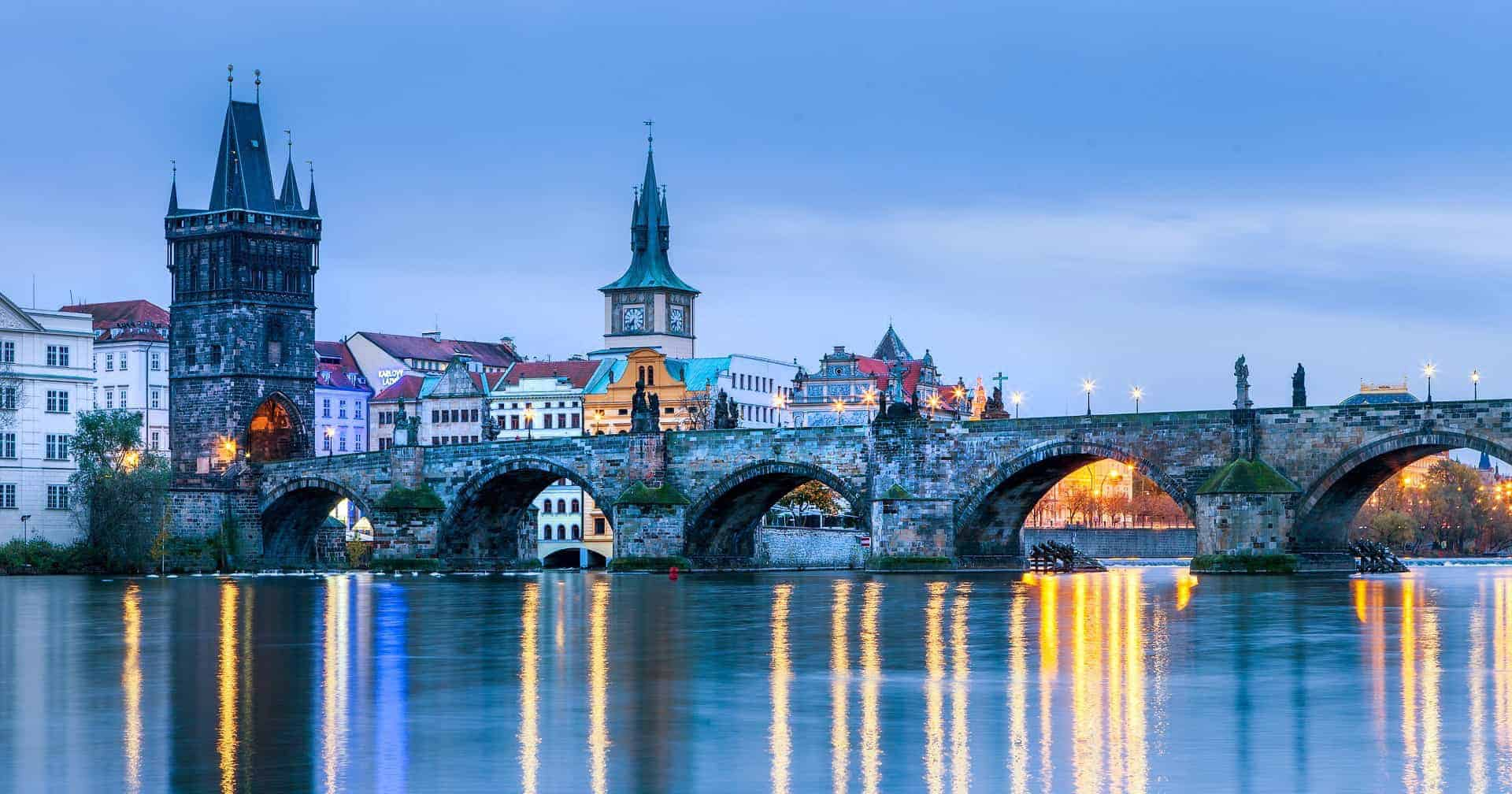 Praha, ReisDit.no