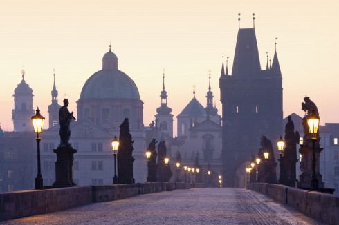 Karluv Most, Praha, Stare Mesto, Unesco Verdensarven, middelalder, markedsplassen, Karlsbroen, Böhmen, Tsjekkia