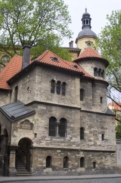 Den jødiske seremonihallen, Praha, Stare Mesto, Unesco Verdensarven, middelalder, Böhmen, Tsjekkia