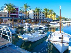 Puerto Andratx, Mallorca, Balearene, Spania