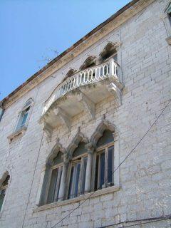 Pula, gamlebyen, venetiansk, historisk bysenter, romertid, amfiteater, Istria, Kroatia