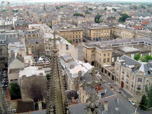 Reims, katedral, middelalder, gotikken, Unescos liste over Verdensarven, Nord-Frankrike, Frankrike