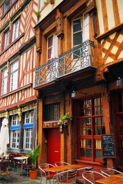 Vest-Frankrike, Rennes