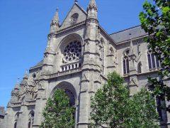 Rennes, historisk, bindingsverkshus, gamleby, middelalder, Bretagne, Vest-Frankrike, Frankrike