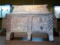 Rethymnons arkeologiske museum, Kreta, Hellas