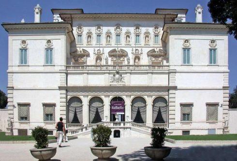 Villa Borghese, Roma, Unescos liste over Verdensarven, romerriket, Forum, antikken, historiske bydeler, gamlebyen, Trastevere, den evige stad, Tiber, Vatikanet, Panthon, Roma, Midt-Italia, Italia
