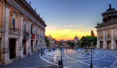 Roma, Unesco, Campodiglio, Midt-Italia, Italia