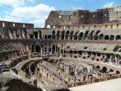 Roma, Colosseum, Unescos liste over Verdensarven, romerriket, Forum, antikken, historiske bydeler, gamlebyen, Trastevere, den evige stad, Tiber, Vatikanet, Panthon, Roma, Midt-Italia, Italia