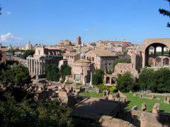Konstantin-basilikaen, Roma, Unescos liste over Verdensarven, romerriket, Forum, antikken, historiske bydeler, gamlebyen, Trastevere, den evige stad, Tiber, Vatikanet, Panthon, Roma, Midt-Italia, Italia