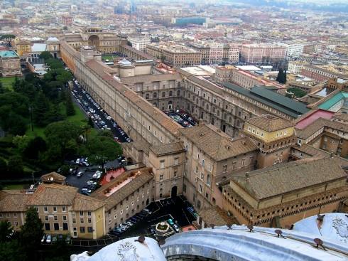 Vatikanmuseet, Roma, Unescos liste over Verdensarven, romerriket, Forum, antikken, historiske bydeler, gamlebyen, Trastevere, den evige stad, Tiber, Vatikanet, Panthon, Roma, Midt-Italia, Italia