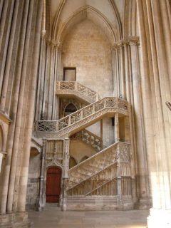 Cathedrale de Notre Dame, Rouen, bindingsverk, Vieux Ville, Unescos liste over Verdensarven, Normandie, Vest-Frankrike, Frankrike