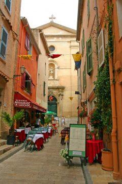 Saint-Tropez, Provence, Cote d'Azur, Sør-Frankrike, Frankrike
